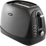 Oster 3IEFYCQIRB6P 500 W Pop Up Toaster(Grey)