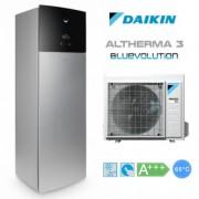 Daikin Altherma 3 ERGA08DV / EHVH08S18D9WG 180 liter HMV-tároló fűtő hőszivattyú 8 kW