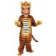 Rubies Silly Safari Tiger Costume - Toddler (1-2 Years)