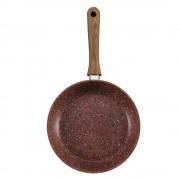 Copper Stone Pan 24cm