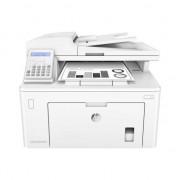 Imprimanta Multifuctionala All-In-One laser monocrom HP LaserJet Pro M227fdn , A4 , Fax , Retea cu fir , LCD , Wireless