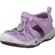 Keen Moxie Sandal Children Lupine/vapor, Skor, Sandaler & Tofflor, Sportsandal, Lila, Rosa, Barn, 24