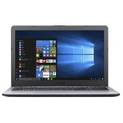 "Laptop ASUS VivoBook X542UA-DM816R (Procesor Intel® Core™ i5-8250U (6M Cache, up to 3.40 GHz), Kaby Lake R, 15.6""FHD, 8GB, 256GB SSD, Intel® UHD Graphics 620, Wireless AC, Win10 Pro, Gri)"
