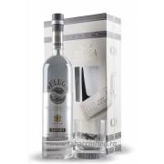 Vodka Beluga Noble 0.7L cu pahare