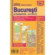 Atlas Bucuresti - editia a 3-a/***