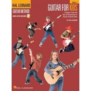Guitar for Kids - Book 2: Hal Leonard Guitar Method, Paperback/Chad Johnson