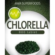 AWA superfoods Chlorella tablety 200g