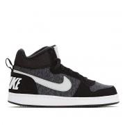 Nike Sapatilhas de cano subido Court Borough Mid Se (Gs)Preto- 38