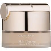 Clarins Face Make-Up Skin Illusion base de maquillaje en polvo con pincel tono 108 Sand 13 g