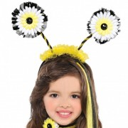 Coronita petrecere floarea soarelui, Amscan 842030-55, 1 buc