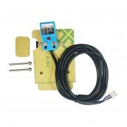 EY Sensor de posición de nivelación automática de impresión 3D de nivel Accesorios de coche-Azul y negro