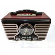 Ретро радио PuXing PX-30BT, Bluetooth, USB, SD, FM