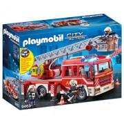 Playmobil City Action, Masina de pompieri cu scara