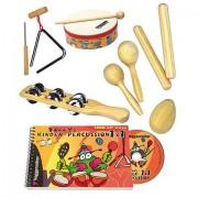 Voggenreiter Voggy's Kinder Percussion-Set Set de percusión