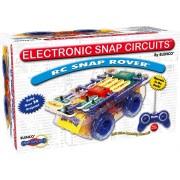 Snap Circuits R/C Rover Elektronica Verkenningskit 23 Leuke STEM Projecten 4 Kleuren Projecthandleiding 30+ Snapmodules Onbeperkt Plezier