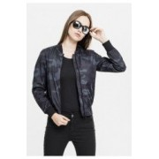 Geaca light bomber jacket camo dama - Urban Classics - CAMUFLAJ