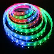 LED szalag , kültéri , 5050 , 60 led/m , 14.4W/m , RGB