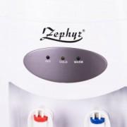 Диспенсър за вода с компресор ZEPHYR ZP 1449 ACB, 500 W Загряване, 120 W Охлаждане, Шкаф за съхранение, Бял