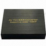 RCA to HDMI Converter with 5V DC/1A Power Supply