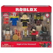 Set 6 figurine Roblox, Night of the Werewolf