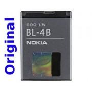 Acumulator Nokia BL-4B Li-Ion pentru telefon Nokia 2630, 2660, 2760, 5000, 6111, 7070 Prism, 7370, 7373, 7500 Prism, N76