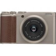 Fujifilm XF10 Digitalkamera 24.2 Megapixel Guld 4K-video, Touch-Screen