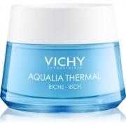 Vichy Aqualia Thermal Rich crema hidratante nutritiva para pieles secas y muy secas 50 ml