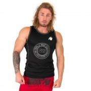 Gorilla Wear Kenwood Tank Top - Black/Silver - XXXXL