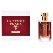 LA FEMME PRADA INTENSE apă de parfum cu vaporizator 35 ml