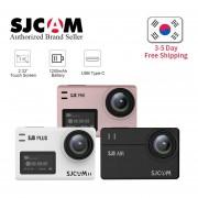 SJCAM SJ8 aire y SJ8 Plus y SJ8 Pro 1290P yi 4K Cámara de Acción WIFI Control remoto impermeable pro yi 4k cámara de deportes extremos DV(#negro)(#SJ8 Pro Full Set Box)