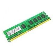 Transcend - DDR3 - 1 Go - DIMM 240 broches - 1066 MHz / PC3-8500 - CL7 - 1.5 V - mémoire sans tampon - non ECC - pour ASUS P8H61, SABERTOOTH 990; Gigabyte GA-970, H61; MSI G41; SUPERMICRO X9SCD