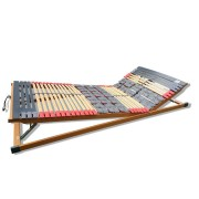 FMP Matratzenmanufaktur 7 Zonen Teller-Leisten Lattenrost Rhodos Komfort KF 100 x 200 cm