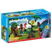 Playmobil Summer Fun, Plimbare pe inserat