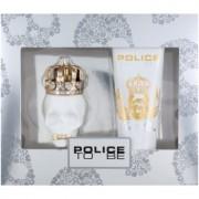 Police To Be The Queen coffret Eau de Parfum 40 ml + leite corporal 100 ml