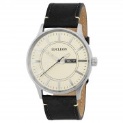 Lucleon Montre Grover Black Scout
