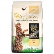 Applaws Adult com frango para gatos - Pack económico: 2 x 7,5 kg