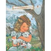 Heidi - cartonata Cartea copiilor isteti