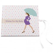Showered With Love Guest Book. Baby Shower. by
