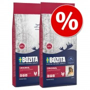 - 2x12кг - Flavour Plus Bozita Naturals, суха храна за кучета