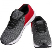 A-Star Lace-Up Running Shoes for Men (Red/Black) Sports Shoes/ Walking Shoes