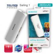 Power Bank Sailing 1 ROMOSS 2600mAh