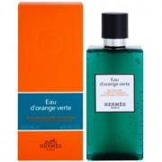 Hermès Eau d'Orange Verte gel de duche unissexo 200 ml cabelo e corpo