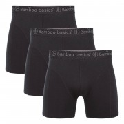 Bamboo Basics Bamboe onderbroek Heren onderbroeken - Zwart - Size: 2X-Large