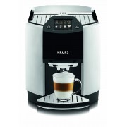 Krups Espresseria EA9010 Bean To Cup Coffee Machine - Black & Silver