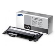 Samsung Tóner Original SAMSUNG CLT-K406S Negro compatible con CLP-360/CLP-365/CLX-3300/CLX-3305/C410/C460