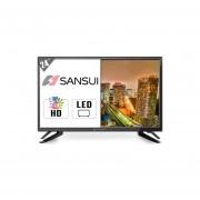 Pantalla Sansui SMX2419DSMR Super Delgada Tecnología LED - Multicolor