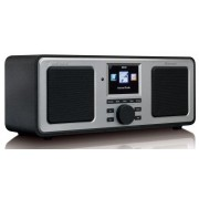 DIR-150BK Internetrádió FM rádióval, Bluetooth, USB, fekete