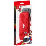 Nintendo Switch Carrying Case & Screen Protector Mario Odyssey Edition