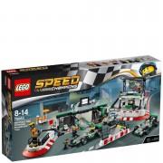 Lego Speed Champions: Equipo de Formula One™ MERCEDES AMG PETRONAS (75883)
