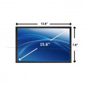 Display Laptop ASUS N53SV-SZ016V 15.6 inch 1600 x 900 WXGA++ HD+ LED Slim prinderi toata rama